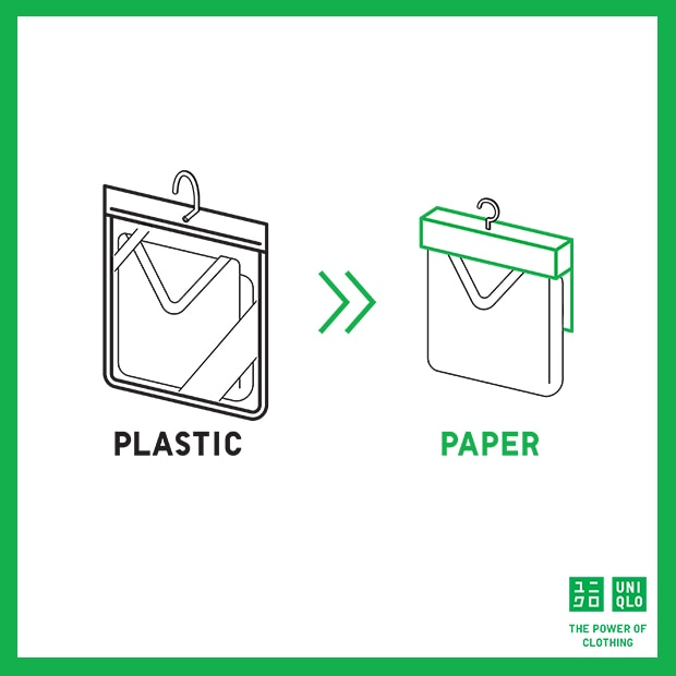OUR COMMITMENT TO REDUCING PLASTIC