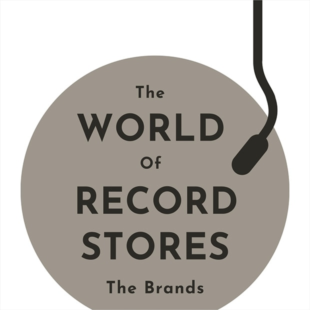 THE BRANDS WORLD OF RECORD STORES | NOW AVAILABLE