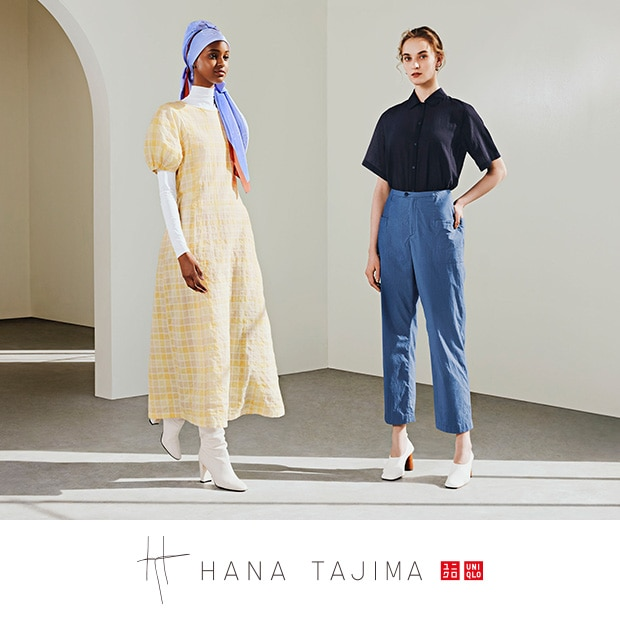HANA TAJIMA FOR UNIQLO | AVAILABLE NOW