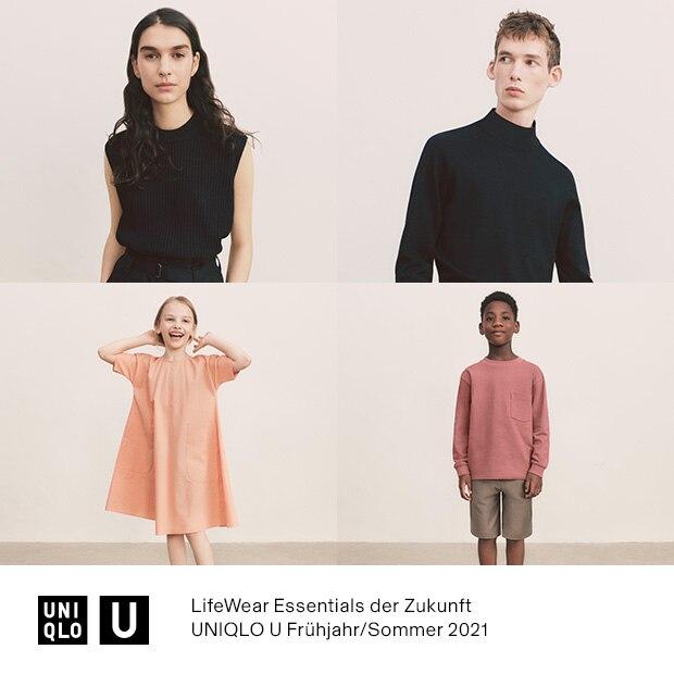 UNIQLO U FRÜHJAHR/SOMMER 2021 | JETZT ERHÄLTLICH