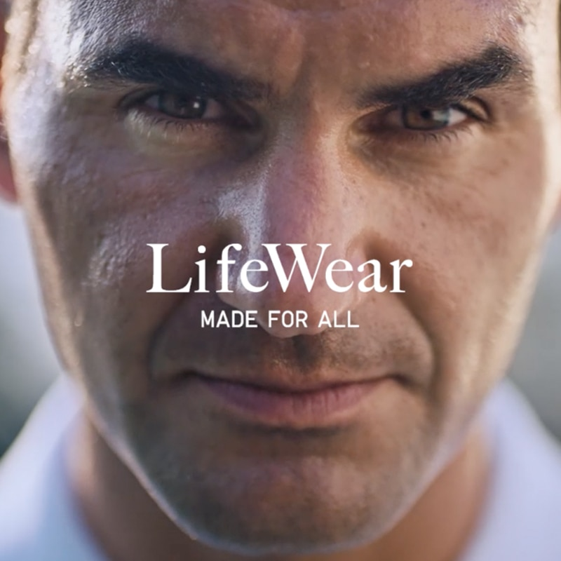 LIFEWEAR: MADE FOR ALL