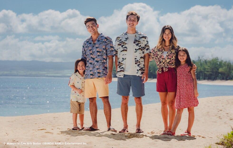 UNIQLOHAWAII_alohawear