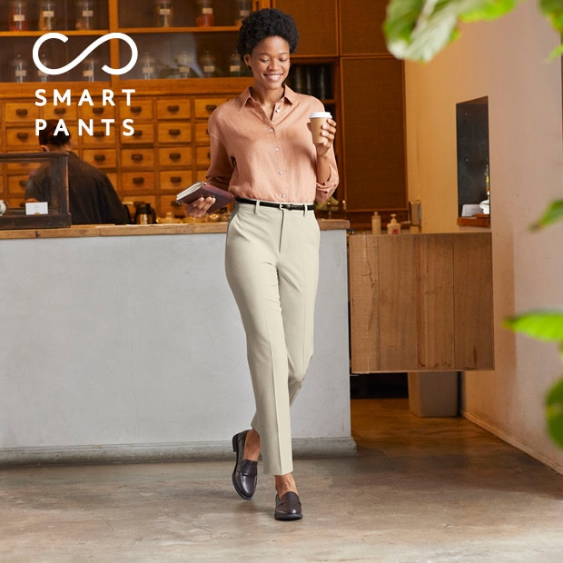 For the office: Smart Ankle Pants