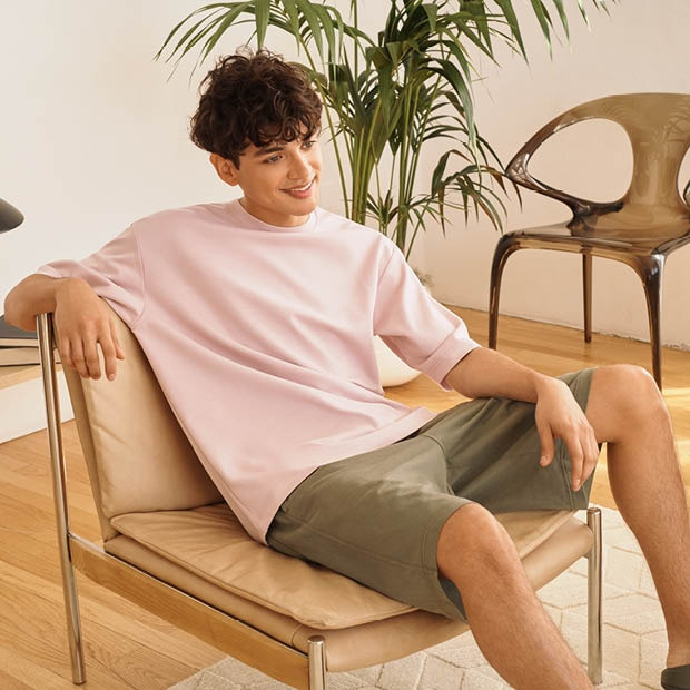 Soft and comfy shorts perfect for Hawaii.