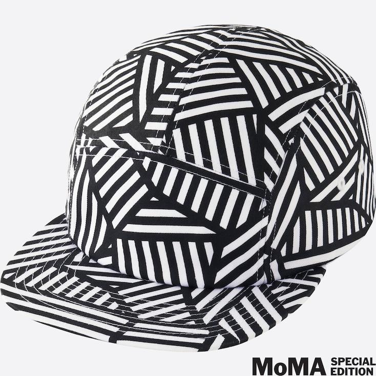 MEN SPRZ NY SOL LEWITT CAP, WHITE, large