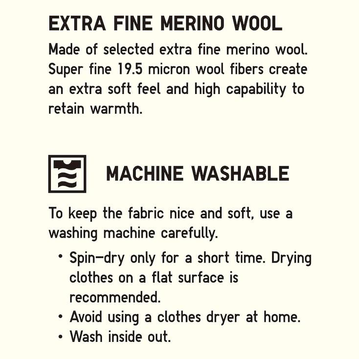 Women Extra Fine Merino Ribbed Turtleneck Sweater, Navy, Large