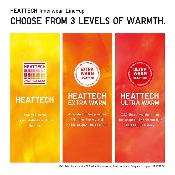 Women Heattech Turtleneck Long-Sleeve T-Shirt, Black, Large