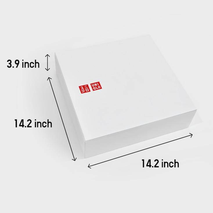 Gift Box (Large), White, Large
