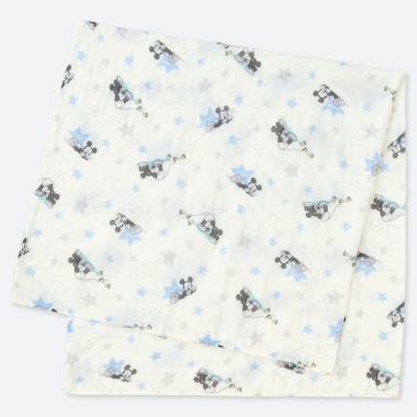 BABY DISNEY COLLECTION SWADDLE, WHITE, medium