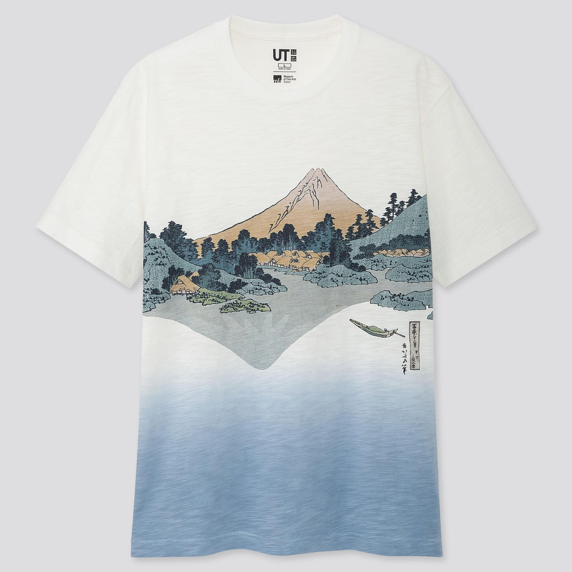 UNIQLO UNIQLO Edo Ukiyo e Ut (Short