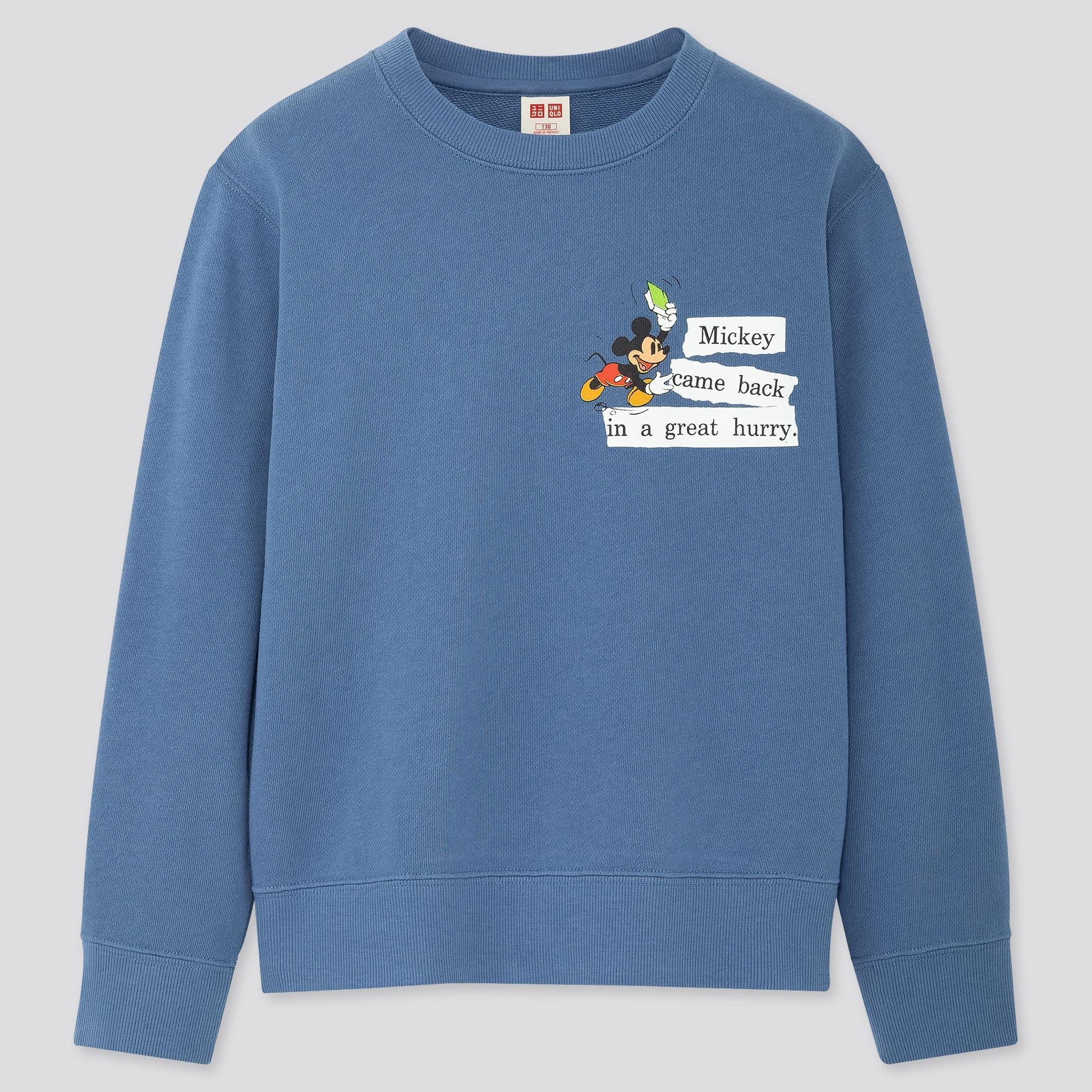 kids disney stories long-sleeve sweatshirt