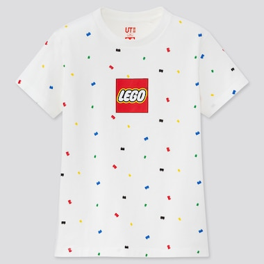 Kids Lego© Ut (Short-Sleeve Graphic T-Shirt), White, Medium