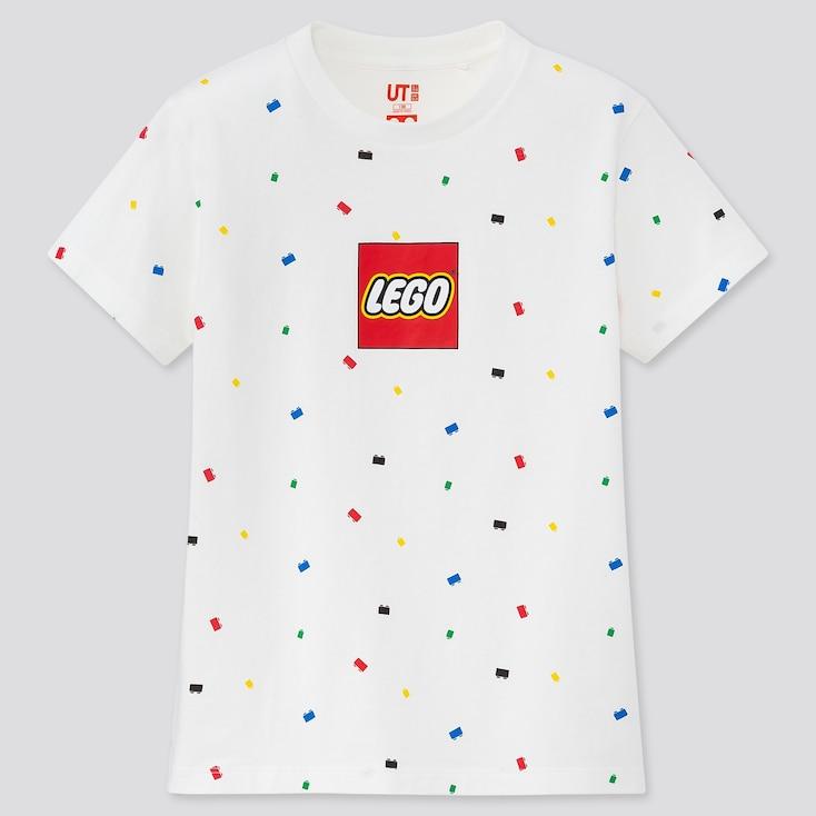 Kids Lego© Ut (Short-Sleeve Graphic T-Shirt), White, Large
