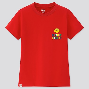 Kids Lego© Ut (Short-Sleeve Graphic T-Shirt), Red, Medium