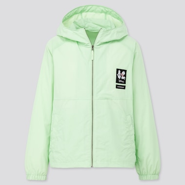 Women Minnie Ambush Parka, Green, Medium