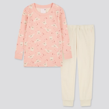 Toddler Joy Of Print Long-Sleeve Pajamas, Pink, Medium