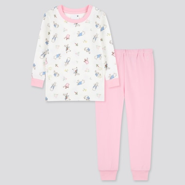 Toddler Eternal Characters Long-Sleeve Pajamas (Online Exclusive), Pink, Medium