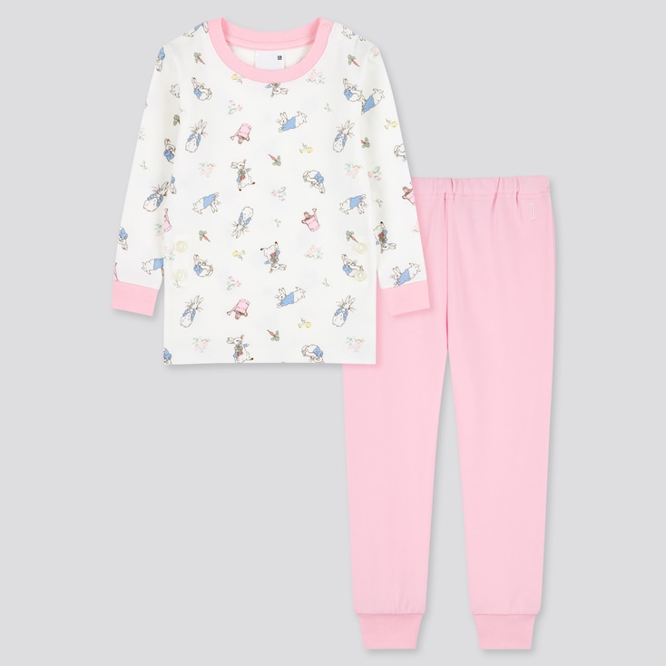 Toddler Eternal Characters Long-Sleeve Pajamas (Online Exclusive), Pink, Large