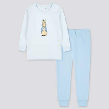 Toddler Eternal Characters Long-Sleeve Pajamas (Online Exclusive), Blue, Medium