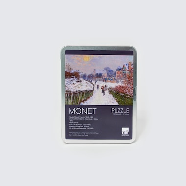 100 Piece Puzzle (Monet), Other, Medium