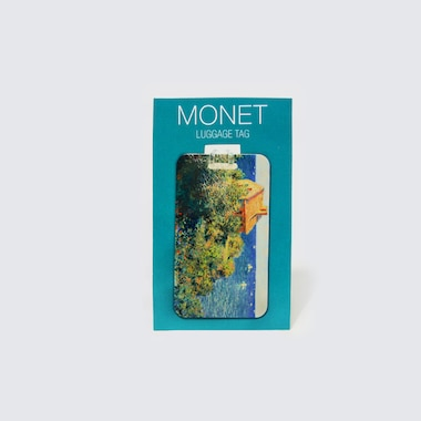 Luggage Tag (Monet), Other, Medium