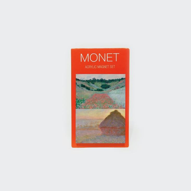 Magnet Set (Monet) (Set Of 2), Other, Large
