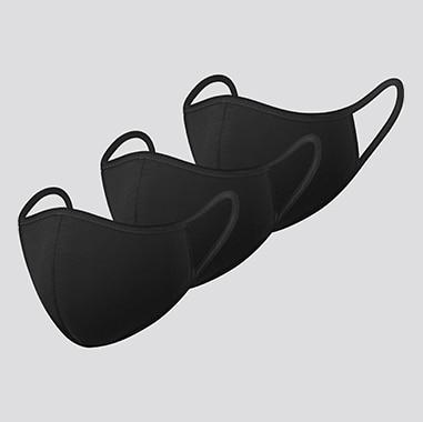 Airism Mask Black image