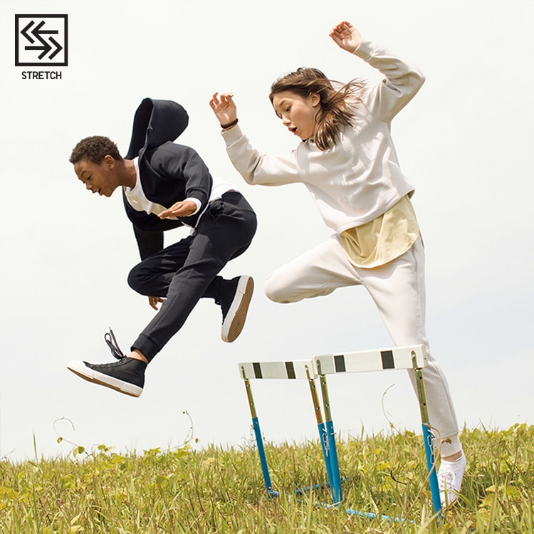 Ultra Stretch fabric for great comfort and freedom of movement. image 1