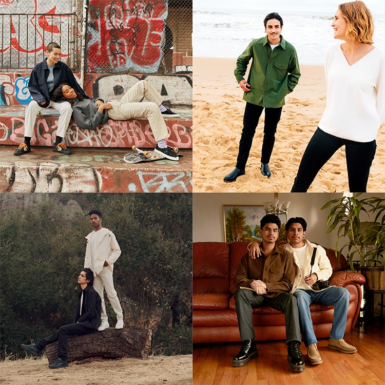 Mens Spring/Summer Jeans Collection cover image