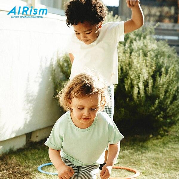 AIRism Cotton T-Shirts image 1