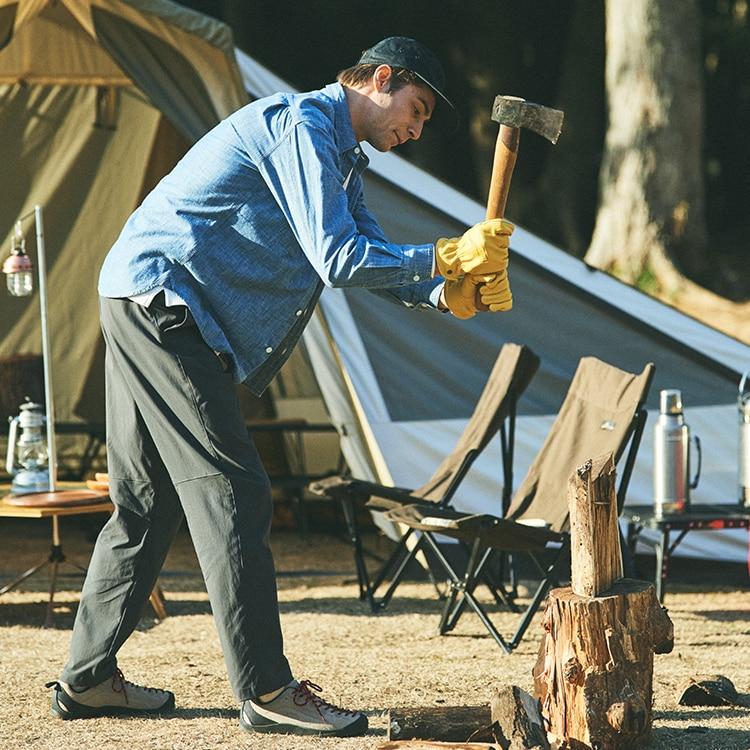 Setting up camp? No sweat!