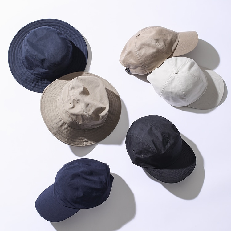 UV Protection Twill Cap function image