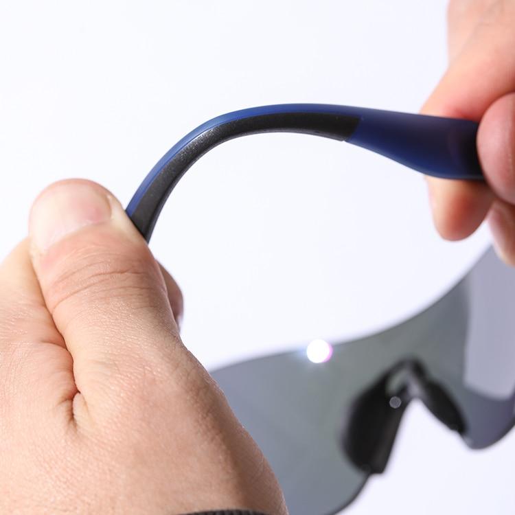 Sports Rimless Sunglasses function image