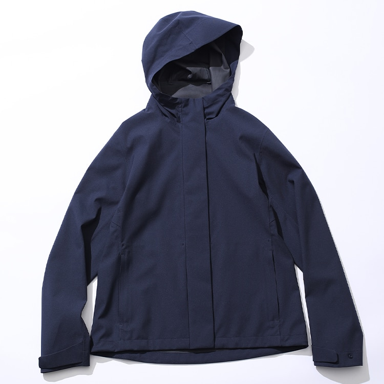 Blocktech Hooded Parka function image