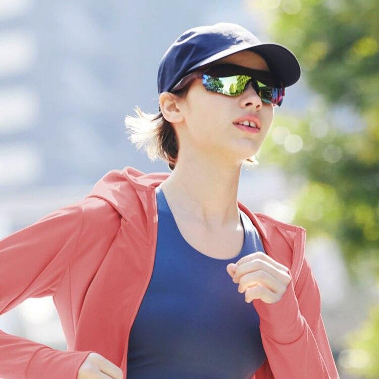 Sports Rimless Sunglasses image 1
