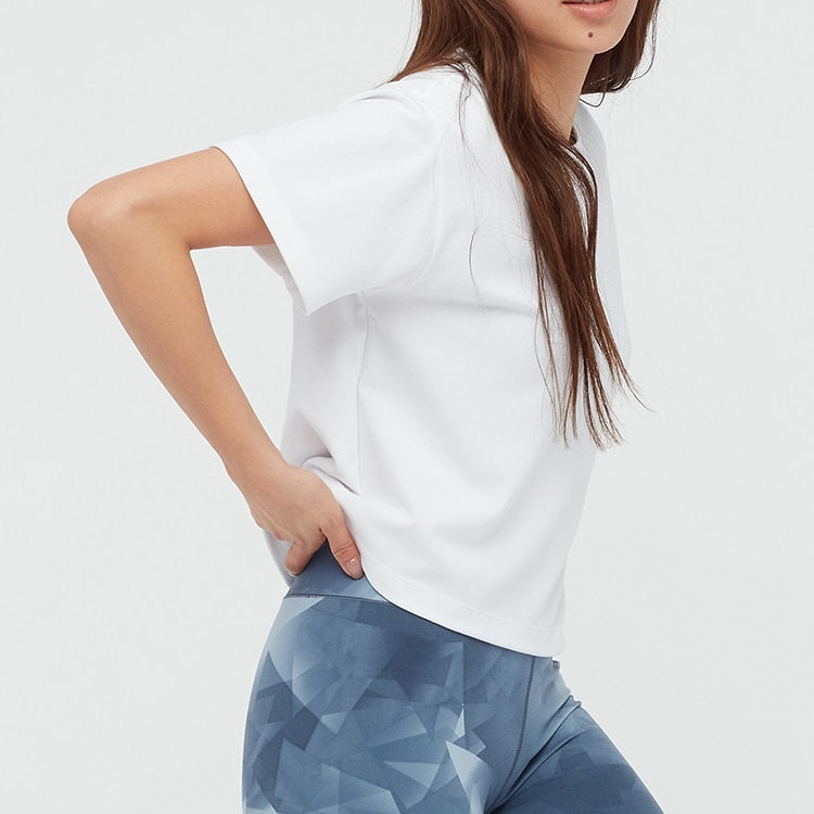 A Cropped Top and High-Rise Leggings for Breezy Style function image