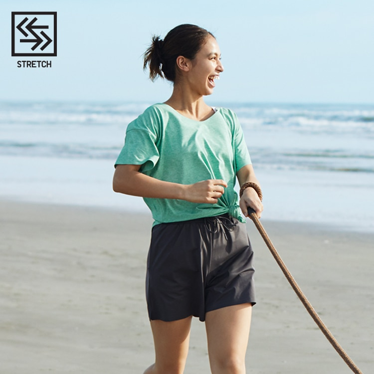 Ultra Stretch Active Airy Shorts image 1