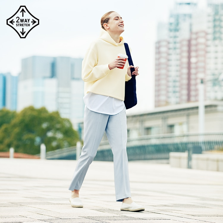 Smart Stretch Ankle-Length Pants image 1