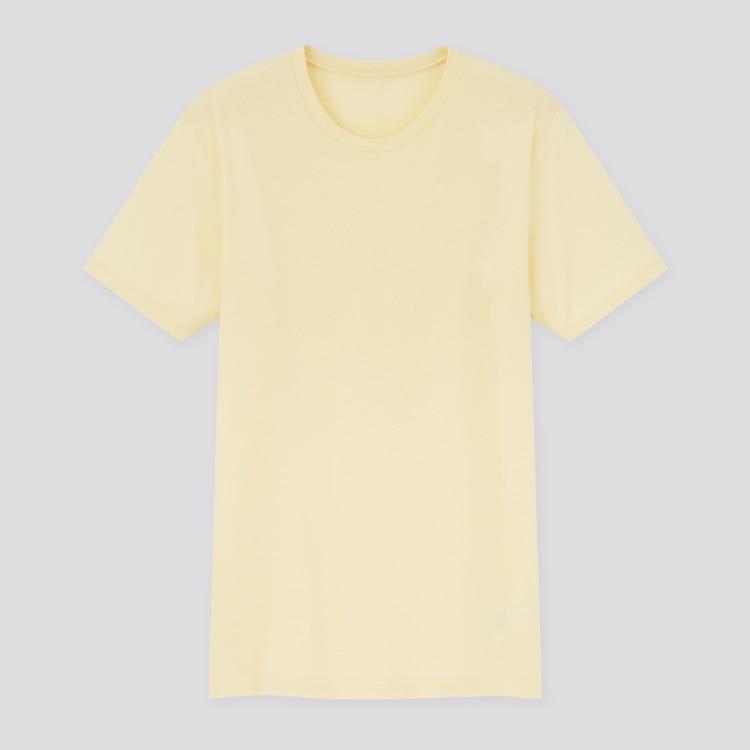 Dry Color Crew Neck T-Shirt
