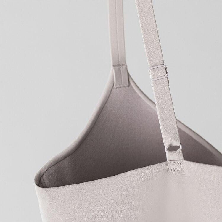 Adjustable straps combine lift and comfort