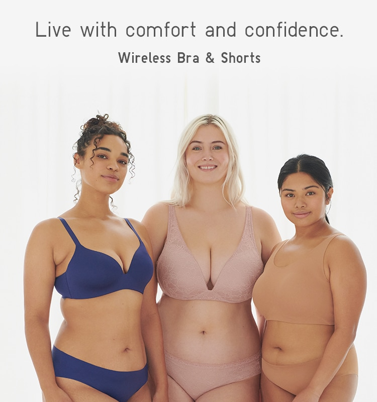 Womens Spring/Summer 2021 Bras and Underwear Collection cover image
