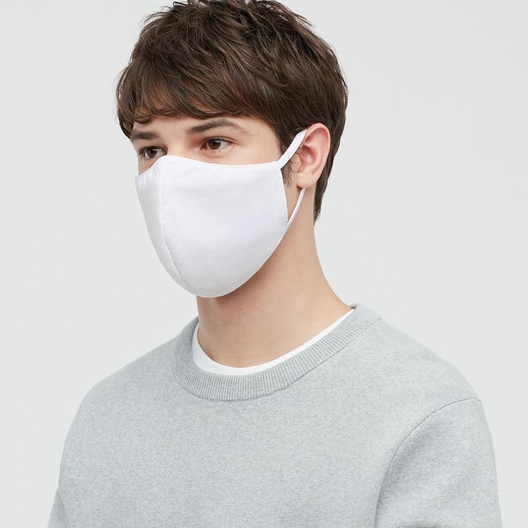 Airism Mask White Model image