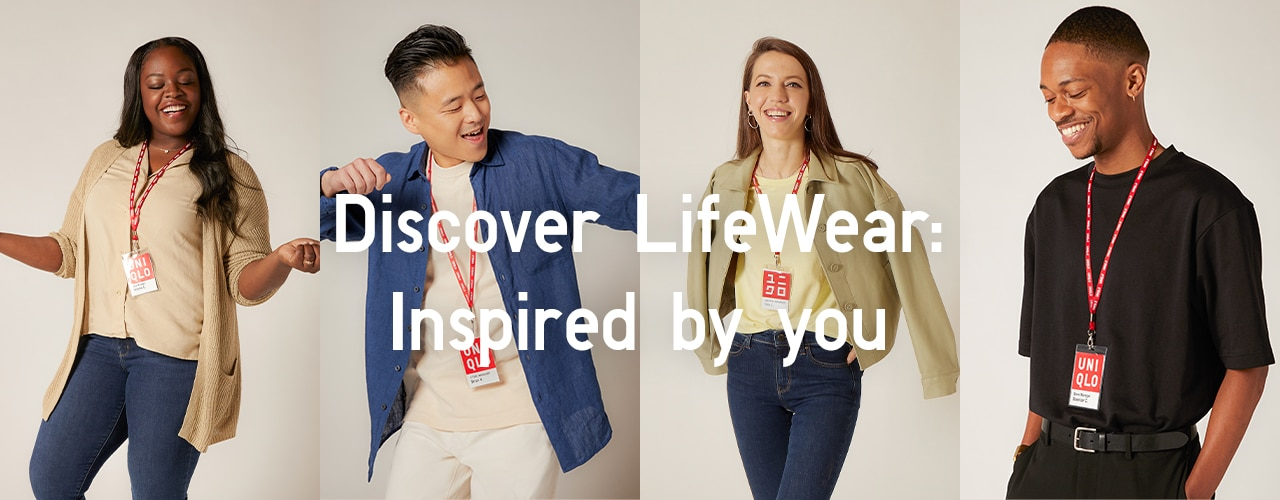 Discover LifeWear: Inspired by you cover image