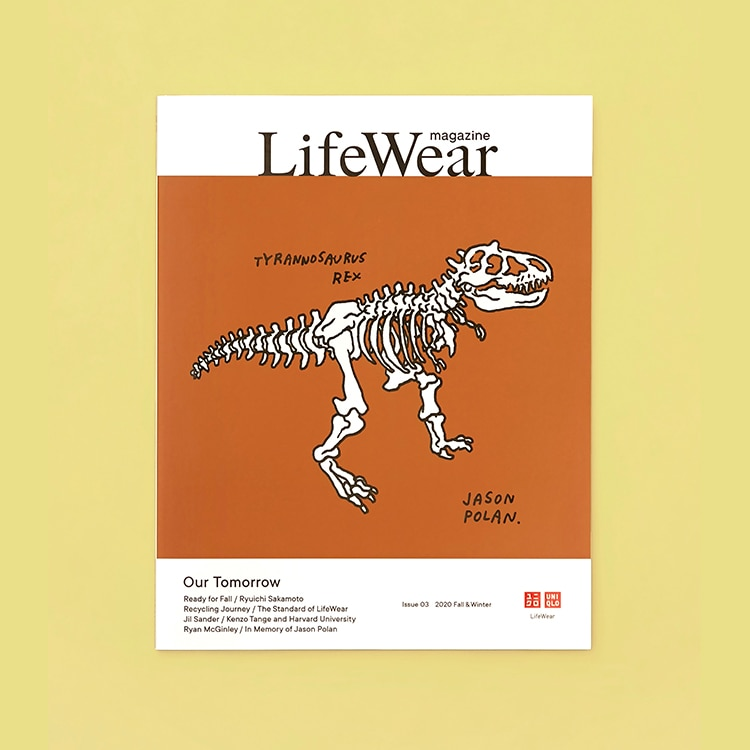 LifeWear Magazine Issue 03