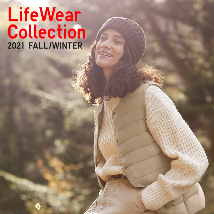 LifeWear Collection 2021 Fall/Winter
