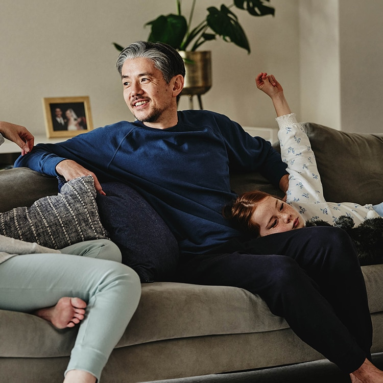 Mens 2021 Spring/Summer UNIQLO at Home Collection cover image