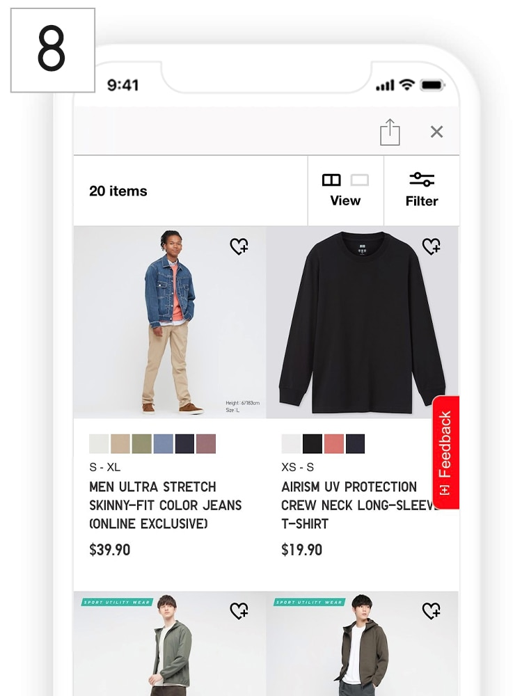 Get <span style=color:red;font-weight: 700;>special items</span> only available online.