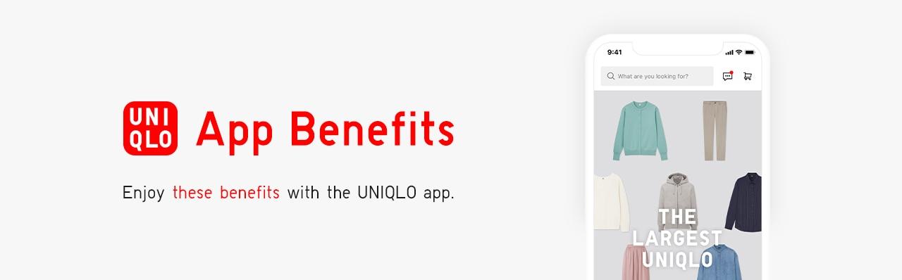 Download the UNIQLO App cover image