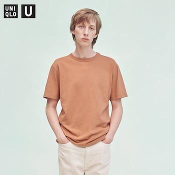 U Crew Neck T-Shirts