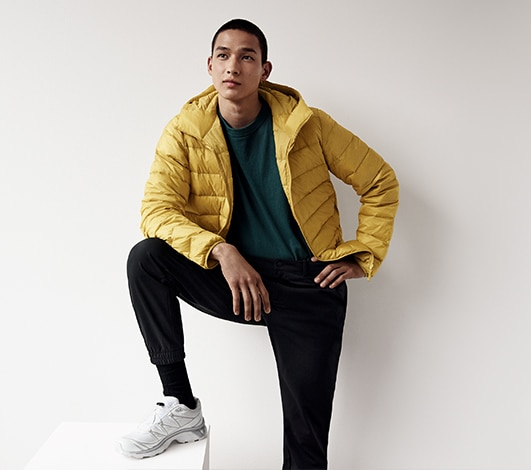 men's uniqlo essentials